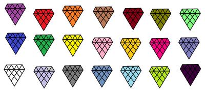 Photon Gems