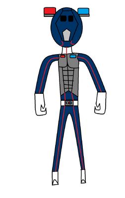 TokusouNavy Armor