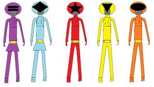 Spectrum Sentai Coloranger