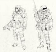 Mishima Soldier