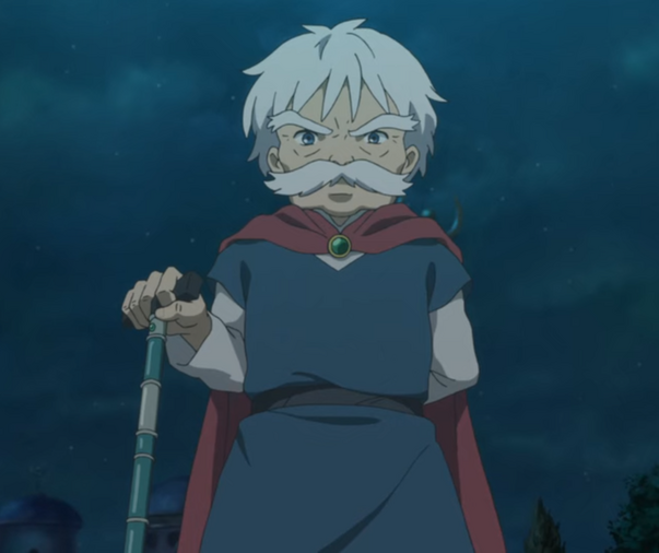 Old oliver ni no kuni movie