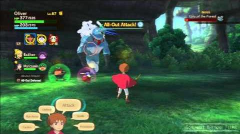 Ni No Kuni Wood You Believe It Bounty Hunt 116
