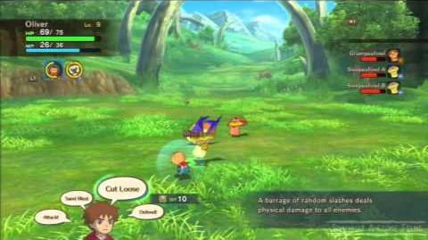 Ni No Kuni Travelers' Torment Bounty Hunt 87