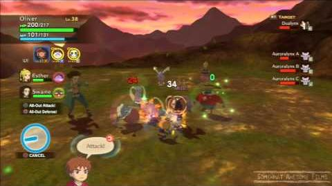 Ni No Kuni Bewitched by a Beast Bounty Hunt 103