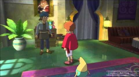 Ni No Kuni Artists Block Errand 22
