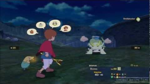 Ni No Kuni Shellshocked Bounty Hunt 114