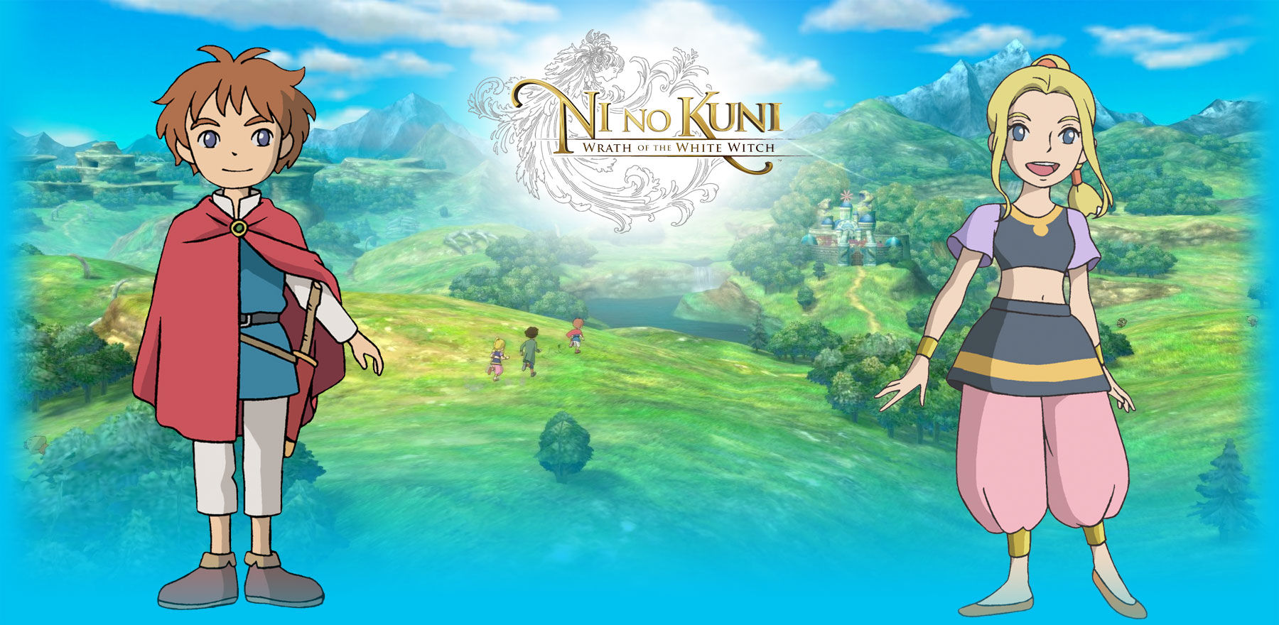 Ni No Kuni Ps3 Games Wallpapers Best Hd Wallpapers