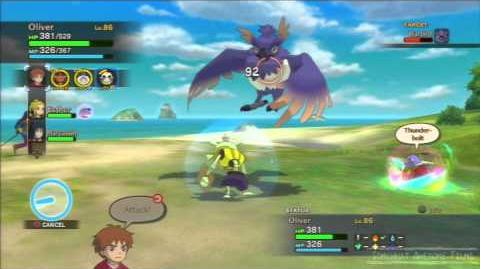 Ni No Kuni Warbird of Prey Bounty Hunt 138