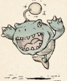 057 danglerfish