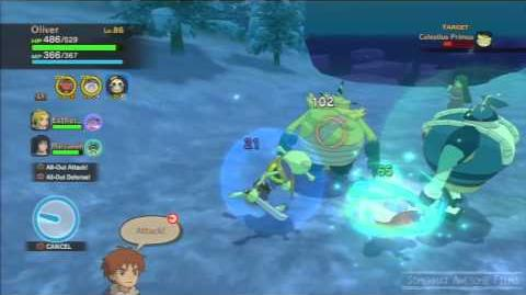 Ni No Kuni Terror on the Tundra Bounty Hunt 112