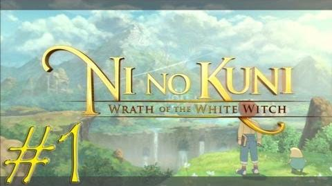 "Ni No Kuni - Part 1 ""The Journey Begins!"""