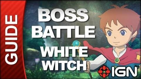 Ni No Kuni Wrath of the White Witch - Boss Battle Strategy The White Witch (POSSIBLE SPOILERS)