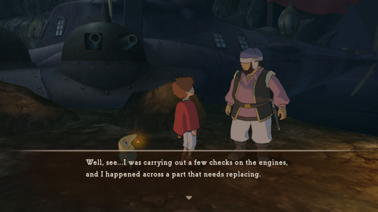 Post Game Errand Guide - Guide for Ni no Kuni: Wrath of ...