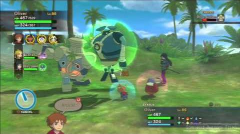 Ni No Kuni Save the Researchers Bounty Hunt 111