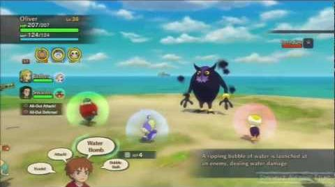 Ni No Kuni An Island in Crisis Bounty Hunt 105