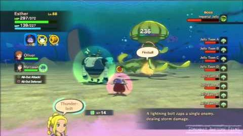 Ni No Kuni Stomach Trouble Bounty Hunt 121