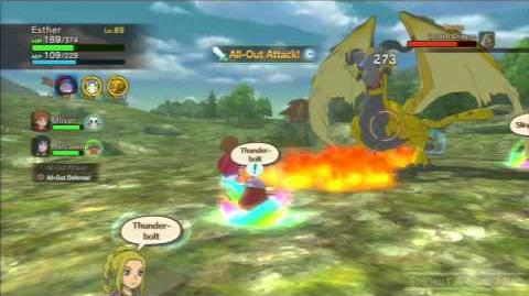 Ni No Kuni Breathing Fire Again Bounty Hunt 124