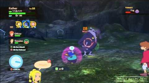Ni No Kuni Causing a Stink Bounty Hunt 98