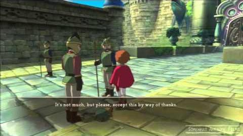 Ni No Kuni Strength to Soldier On Errand 16