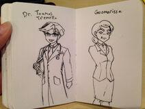 Toamas and Goomarissa