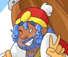 First blog icon