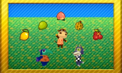 Animal Crossing New Leaf Set 28