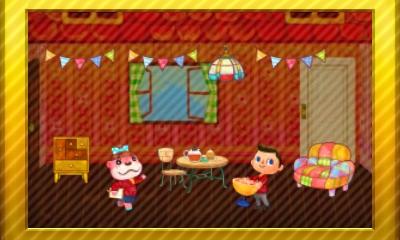 Animal Crossing Happy Home Designer Set 5