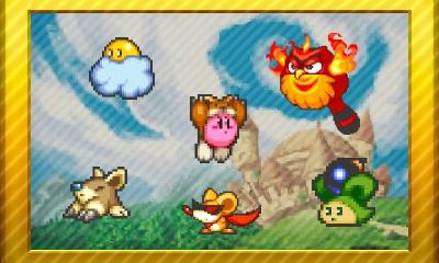 Kirby Keychain Series Set 16