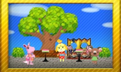 Animal Crossing New Leaf Set 66