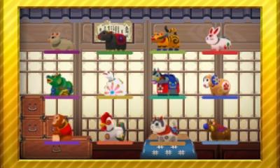 Animal Crossing New Leaf Set 26