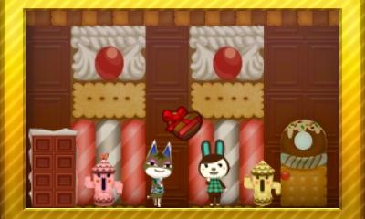 Animal Crossing New Leaf Set 39