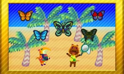 Animal Crossing New Leaf Set 4