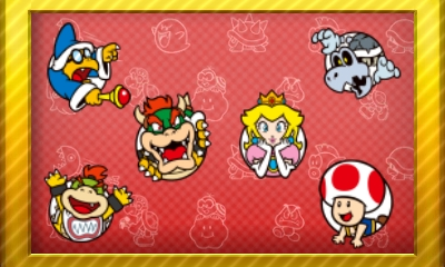 Mario and Friends Set 8