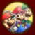 Mario and Luigi Paper Jam Icon
