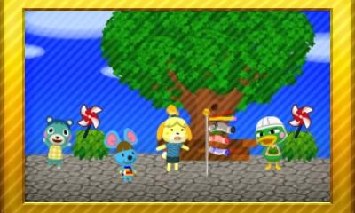 Animal Crossing New Leaf Set 60