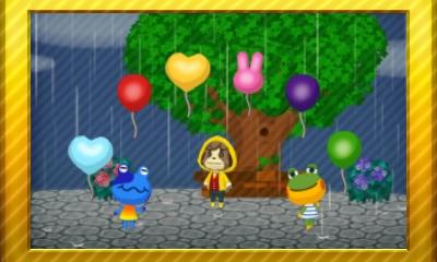 Animal Crossing New Leaf Set 58