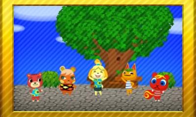 Animal Crossing New Leaf Set 67
