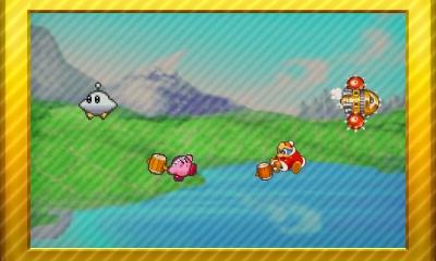 Kirby Keychain Series Set 5