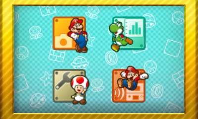 Mario and Friends Set 2