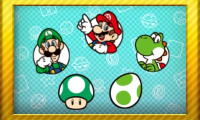Mario and Friends Set 3