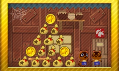 Animal Crossing New Leaf Set 18