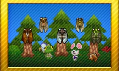 Animal Crossing New Leaf Set 11