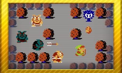 Legend of Zelda Set 3