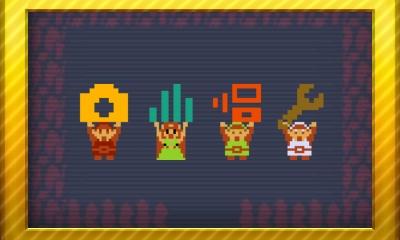 Legend of Zelda Set 10