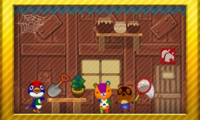 Animal Crossing New Leaf Set 14