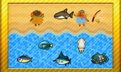Animal Crossing New Leaf Set 2