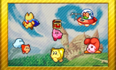 Kirby Keychain Series Set 18