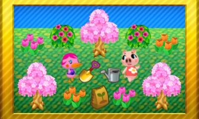 Animal Crossing New Leaf Set 56