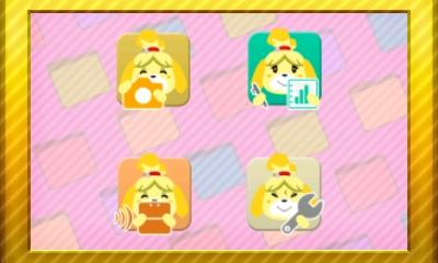 Animal Crossing New Leaf Set 64
