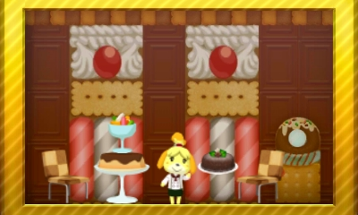 Animal Crossing New Leaf Set 42